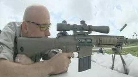 Futureweapons - M110