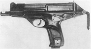 MPS Machine Pistol