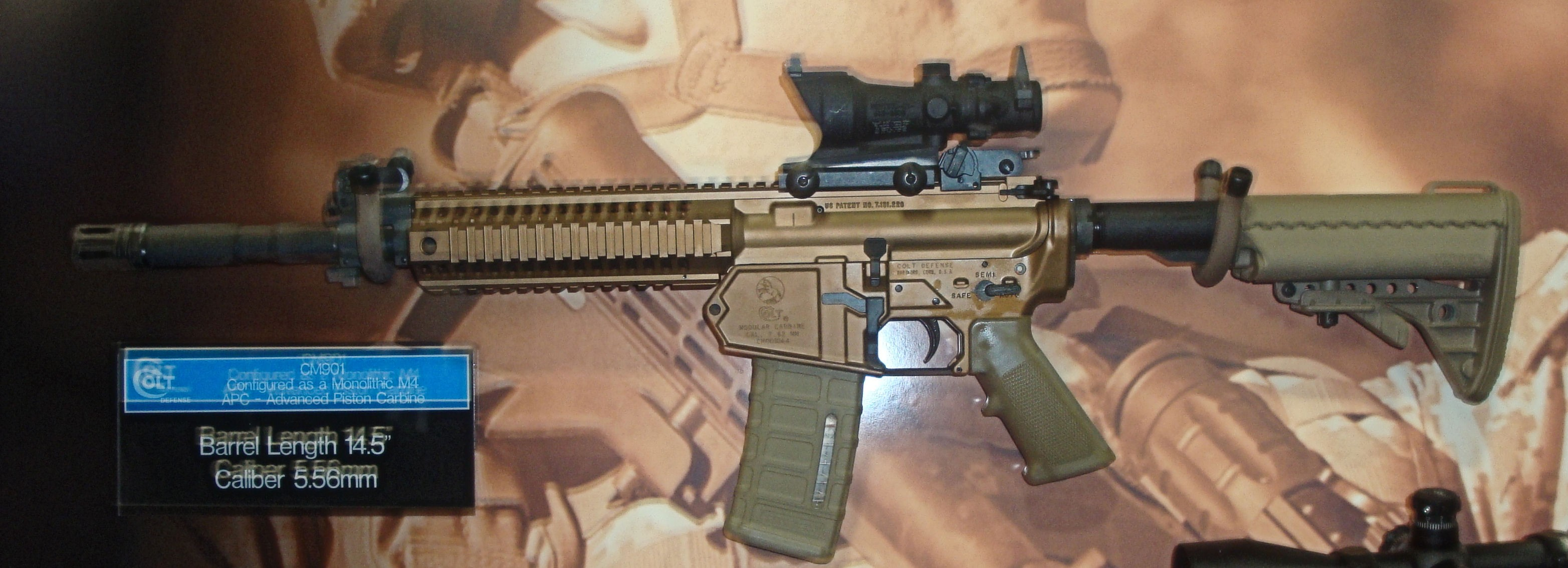 Colt CM901