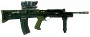 SA80A2 RIS
