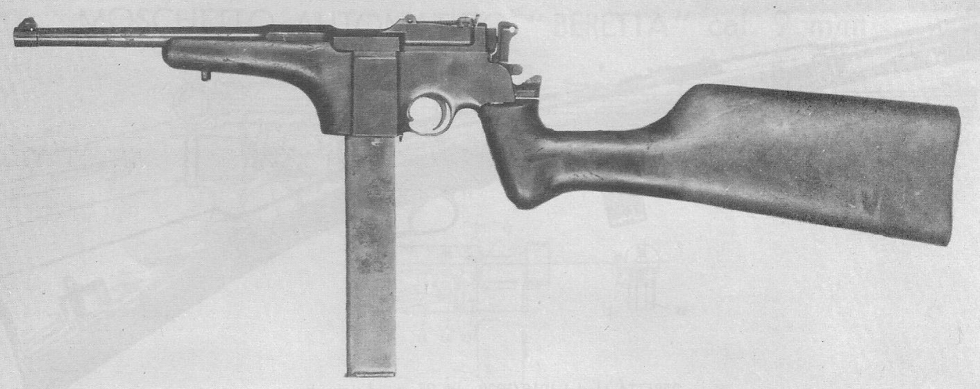 Mauser Model 1917