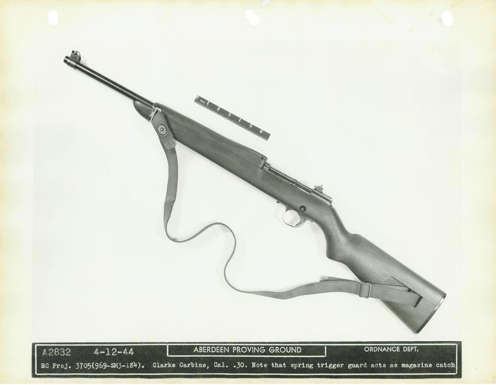 Clarke carbine