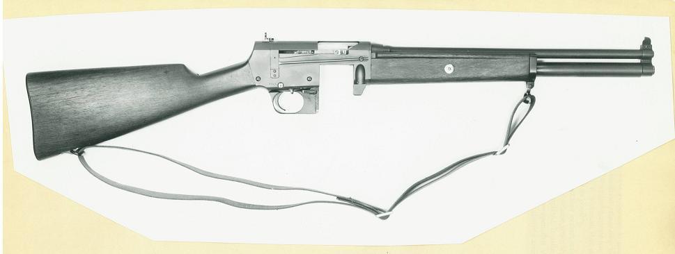 Savage carbine