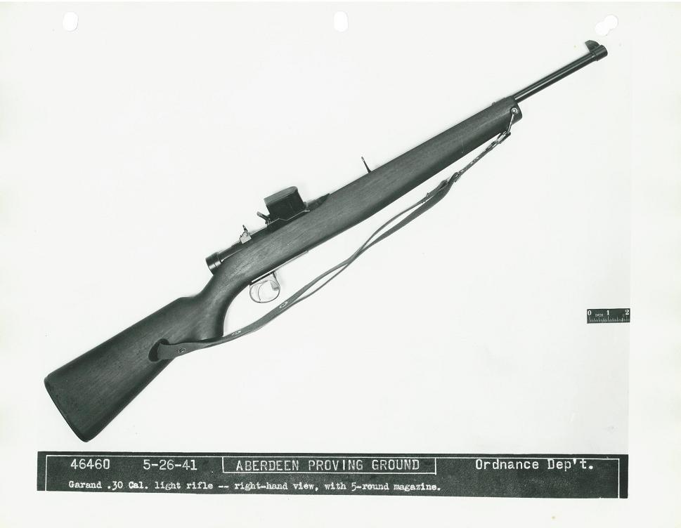 Garand carbine