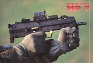 HK MP7 Original