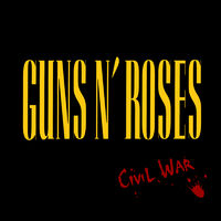 """The """"Civil War"""" EP cover"""