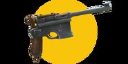 Category 1 pistols