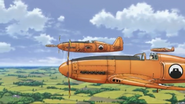 Federation's aircraft