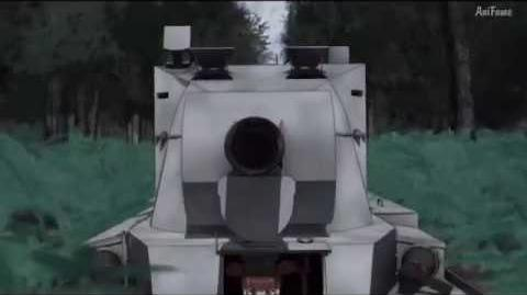 Girls und Panzer der Film Säkkijärven polkka!