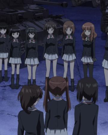 English dub 1 panzer episode und Stream Girls