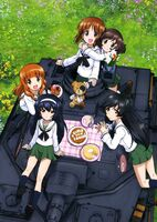 Gup snacktime