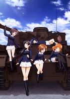 Ankou Team Unmount PanzerIV