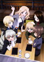 Commanders meeting