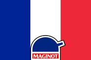 Maginot Flag