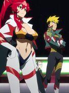 Yoko and Kittan