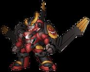 Super Robot Wars Z3 Tengoku Hen Mecha Sprite 253