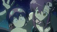 Yoko and Simon