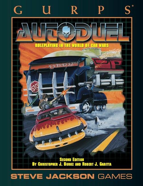 Classic: Autoduel