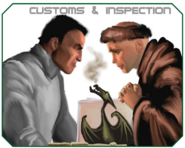 Customs and Inspection (Infinity Unlimited)