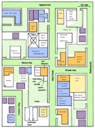 Zombietown (black lake) map redux 2