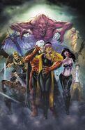 Vampires The Marvel Undead Vol 1 1 Textless
