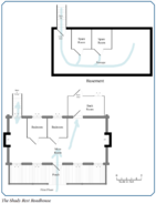 Shady Rest Roadhouse (floorplan)