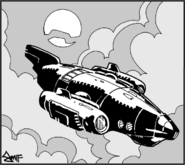 X-04 Vulture (Reign of Steel - Classic Robots)