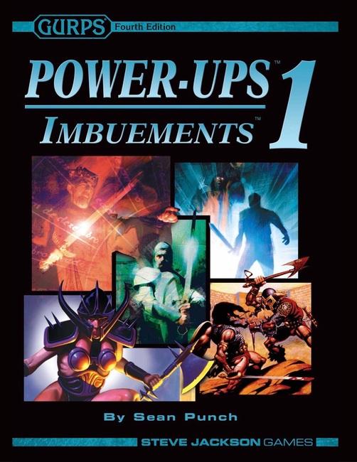 Power-Ups 1: Imbuements
