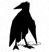 Irari alien silhouette
