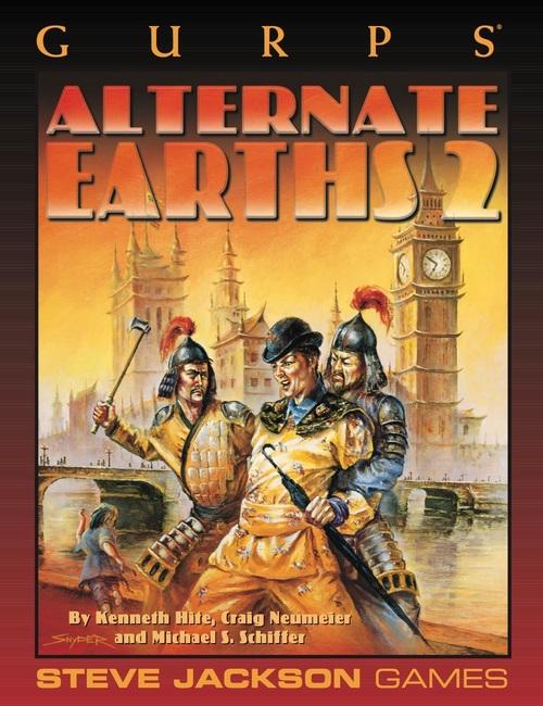 Classic: Alternate Earths 2