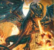 Shadowrun Dragon