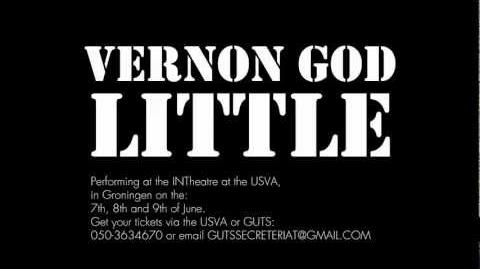GUTS - Vernon God Little Commercial