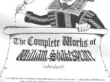 The Complete Works of William Shakespeare (abridged) (1999)