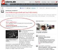 Stern guttenberg google adds