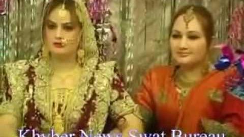 Ghazala Javed Wedding