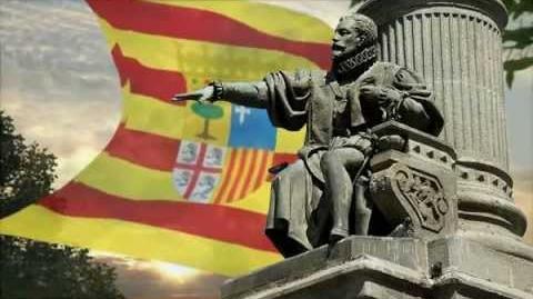 La Revolandera, himno a Aragón.