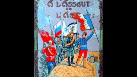 L'expédition de Chine (1900-1901) Empire Colonial Français