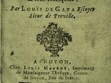 ''Huit barons ou fieffez de l'abbaye royalle Saint Corneille de Compiegne''