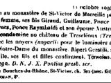 Ripertus Geraldi de Trescléoux