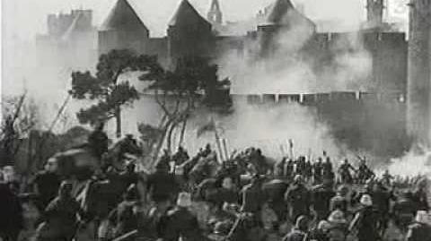 27 juin 1472 échec du siège de Beauvais par le Duc de Bourgogne Charles le Téméraire
