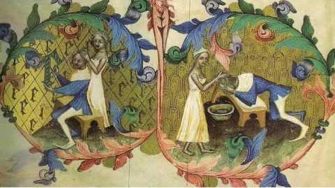 Bernard de Ventadour - Can vei la lauzeta mover (1145-1195)