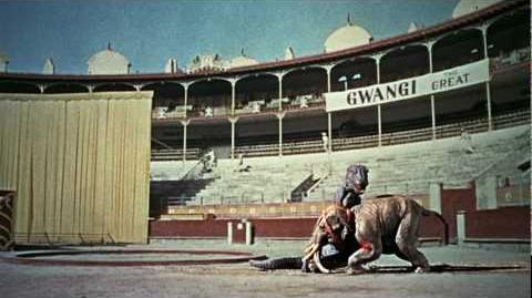 Gwangi vs