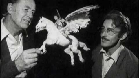 Clash of the Titans (1981) -- Pegasus