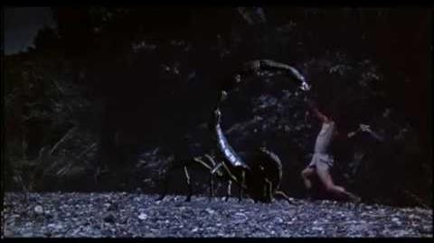 Clash of the Titans (1981) -- The Scorpions