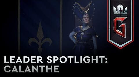 Leader_Spotlight-_Queen_Calanthe