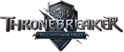 The Witcher Tales; Thronebreaker Logo.png