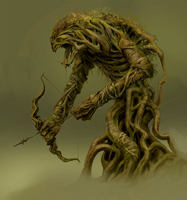 Monster Builds Ff