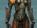 Kurzick armor
