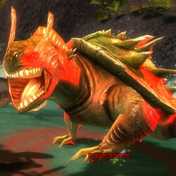 Rockhide Dragon Bosses