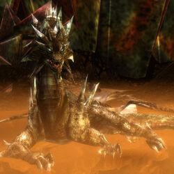 Dragon Bosses